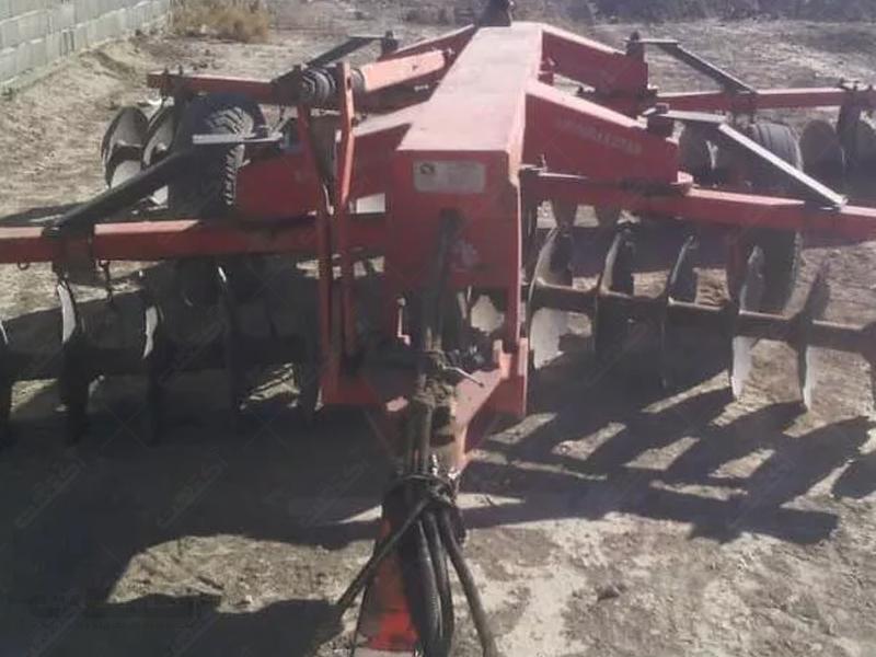 دیسک تراکتور دیکس کشاورزی