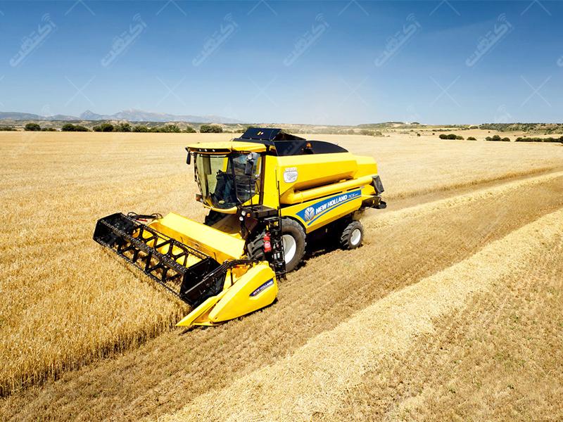 ماشین آلات کشاورزی وحدتی