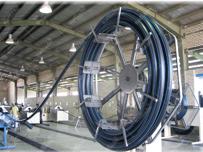 شرکت آبرسان نوید زنجان تولیدکننده لوله های پلی اتیلن