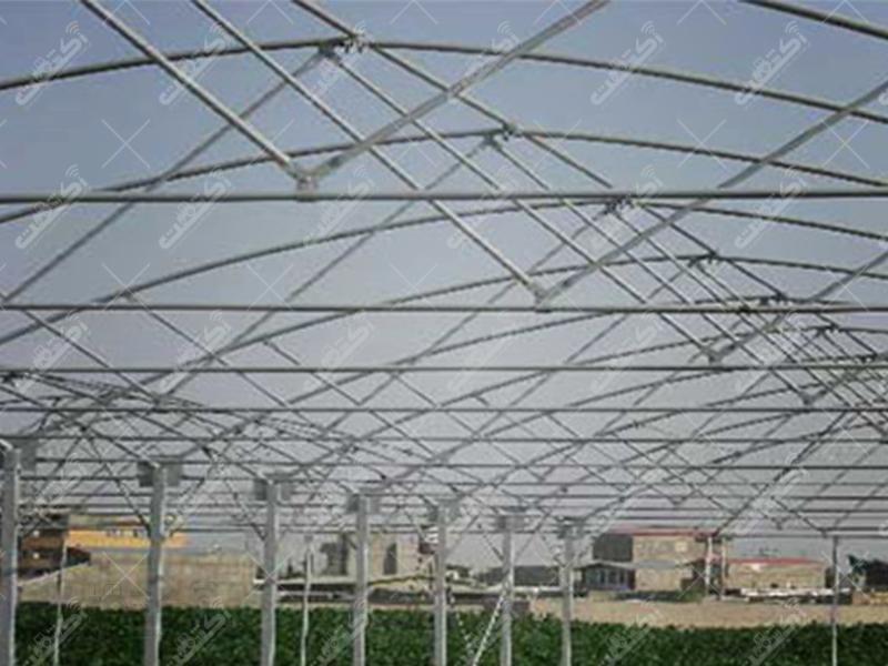 گروه کشاورزی صنعتی سدید رویش ویستا تولیدکننده سازه ها و تجهیزات گلخانه ای