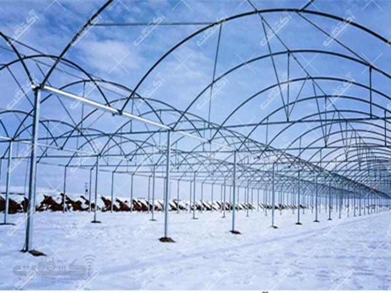 شرکت زرکشت گلستان طراح و سازنده تجهیزات گلخانه ای