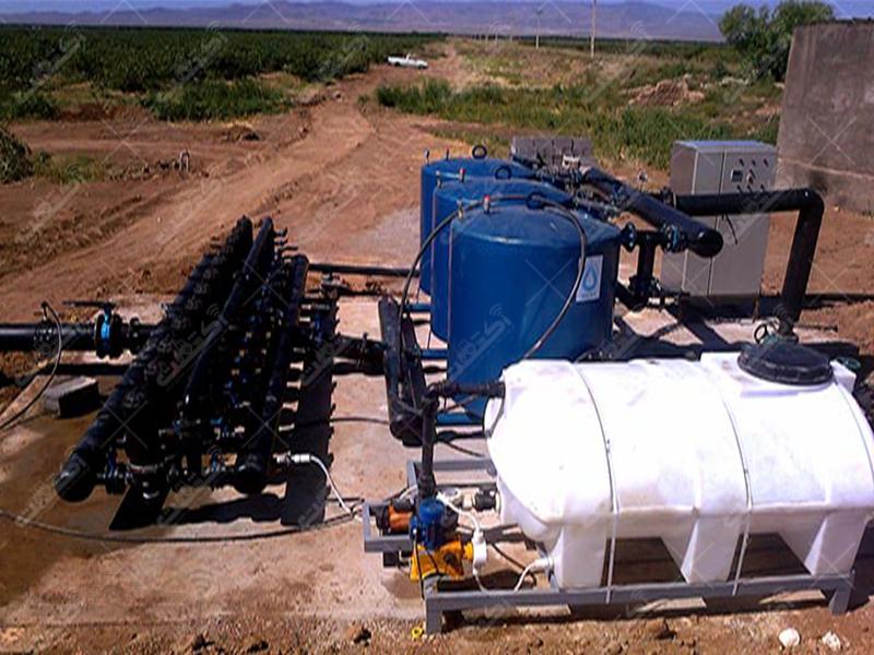 شرکت کشاورزی گردونه آبی ساز