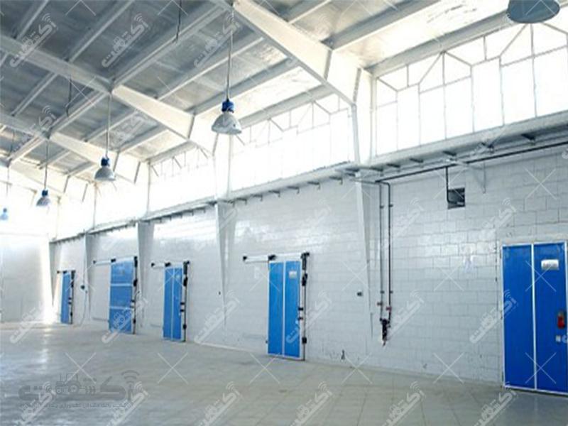 سردخانه طاهر زهد