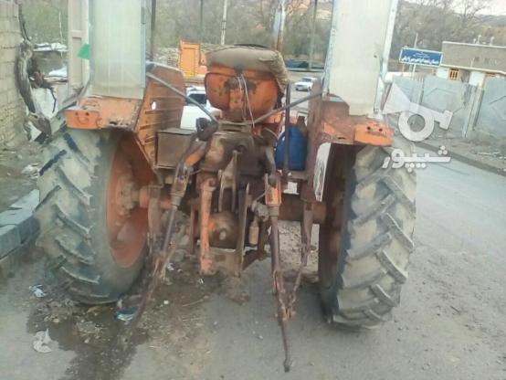 فروش تراکتور رومانی فرمان هیدرولیک کارکرده