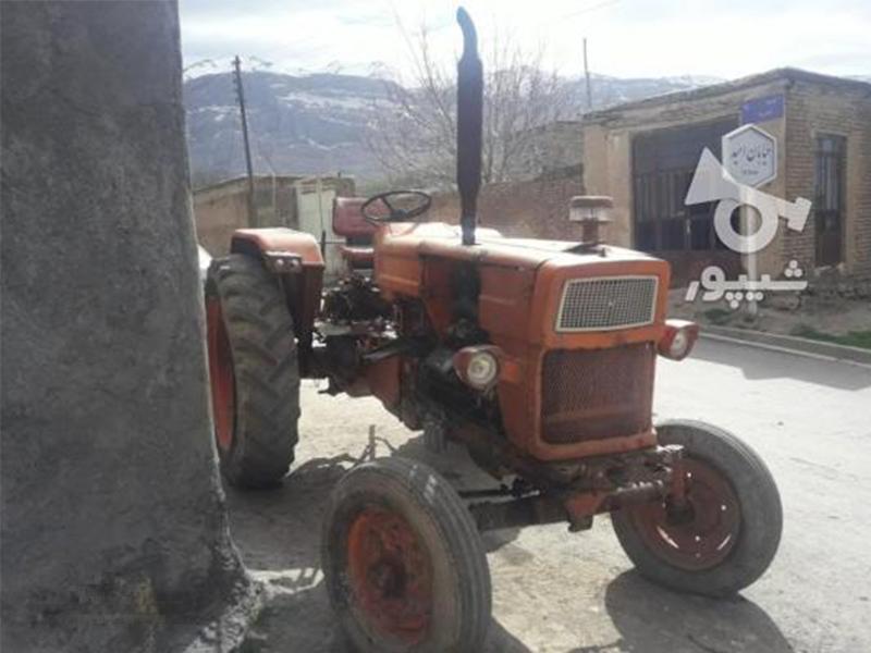فروش تراکتور رومانی مدل 62