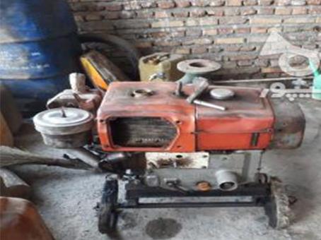 موتور تیلر خرمنکوب 13اسب
