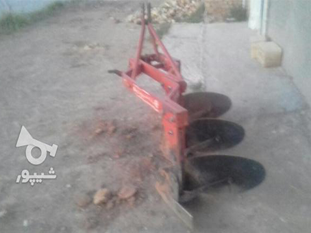 گاو آهن تراکتور مشهد