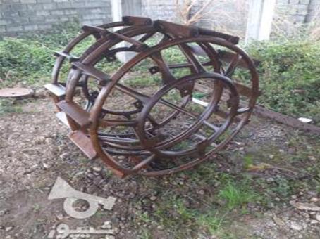 چرخ آهنی تراکتور