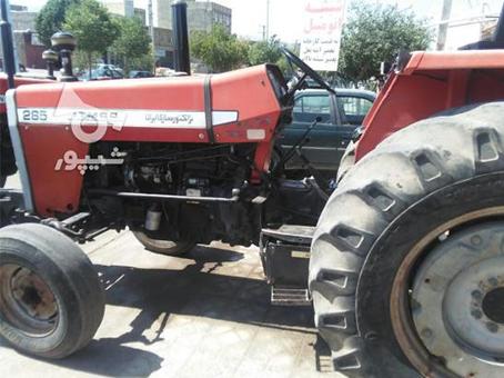 تراکتور 285 مدل 80