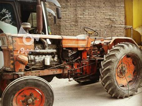 تراکتور رومانی مدل ۶۳