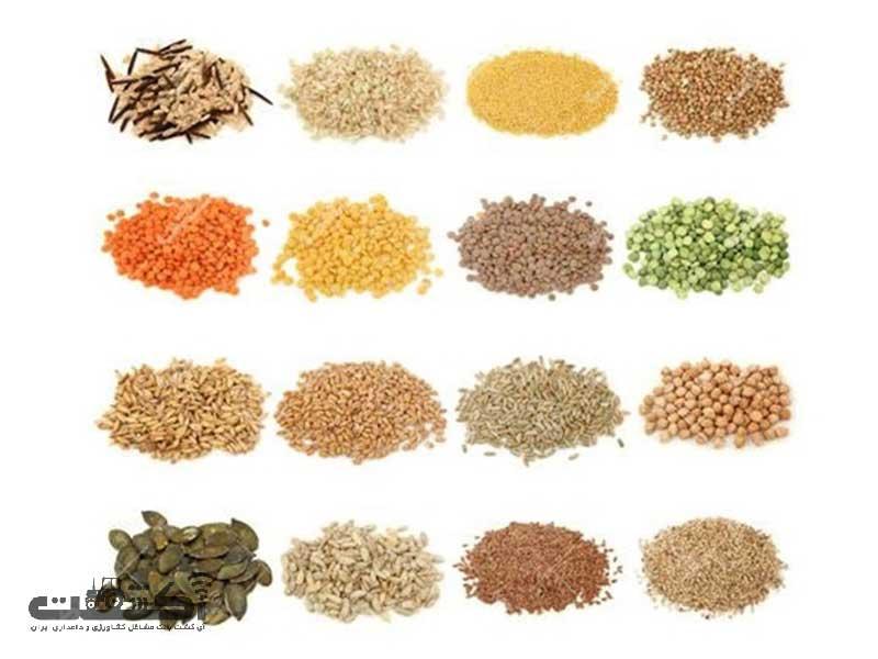 کارشناس و مشاور انواع بذر