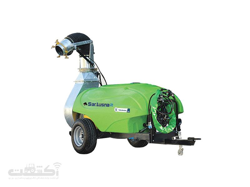 سمپاش توربولاينر زراعی 600 ليتری