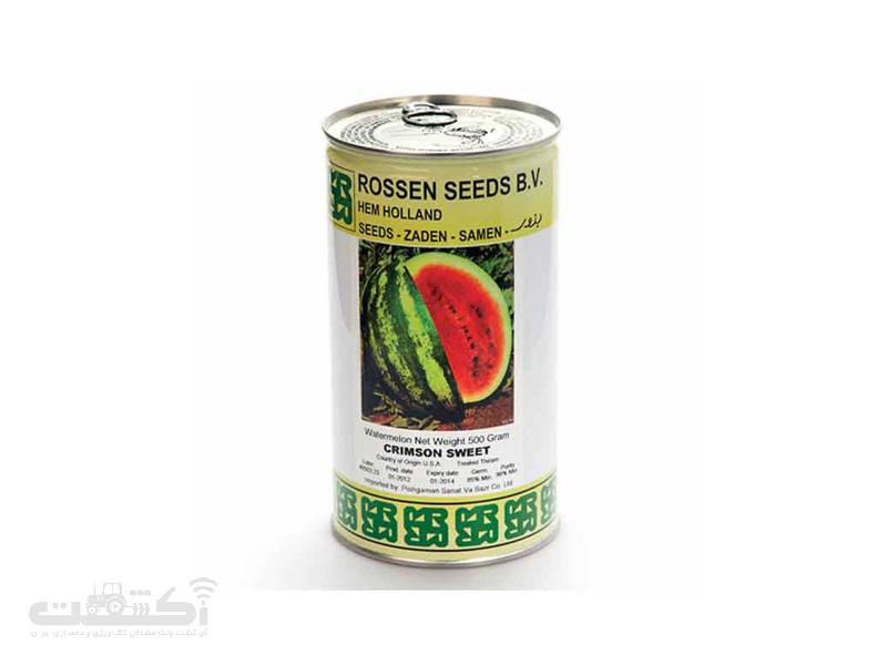 بذر هندوانه کریمسون سوییت