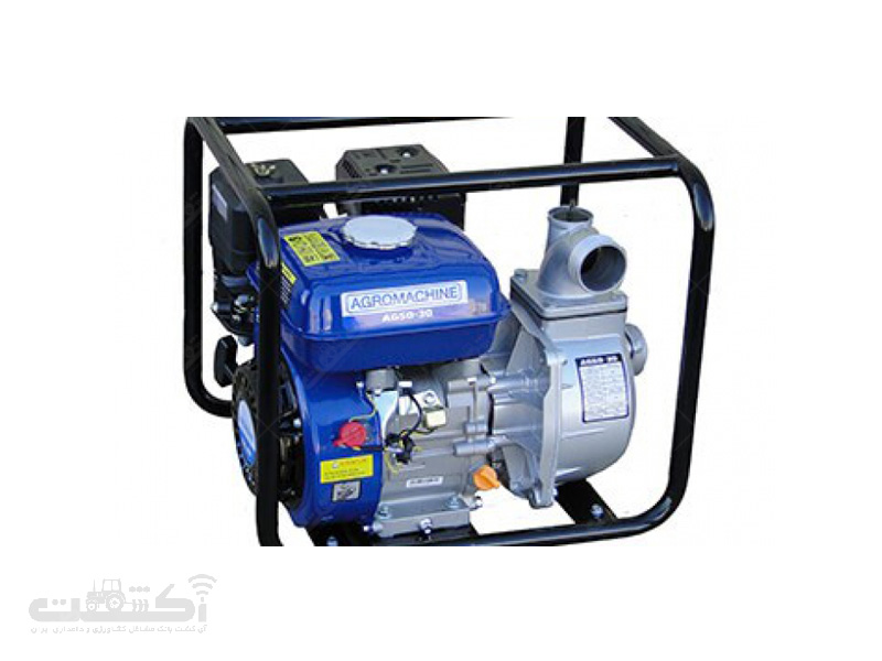موتور پمپ آب بنزینی