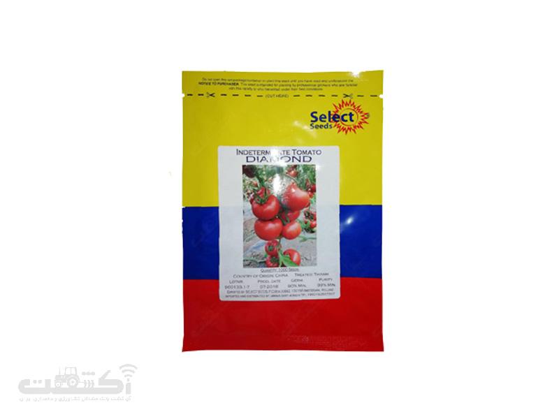 بذر گوجه فرنگی دیاموند