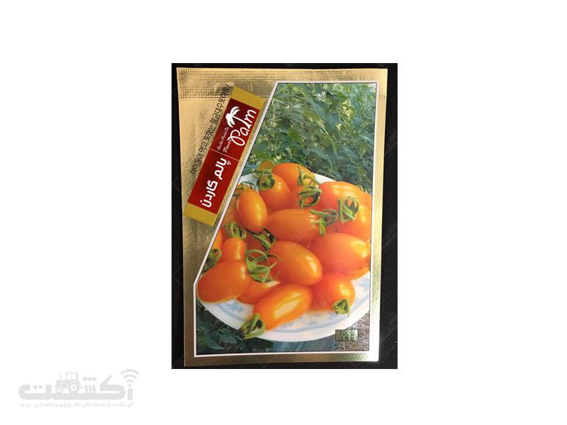 بذر گوجه چری زیتونی نارنجی