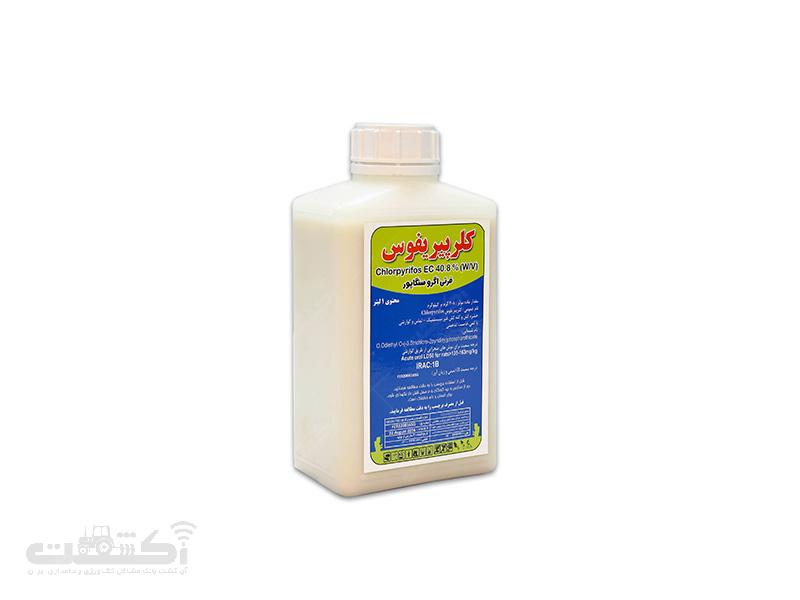 حشره کش کلرپیریفوس(دورسبان)