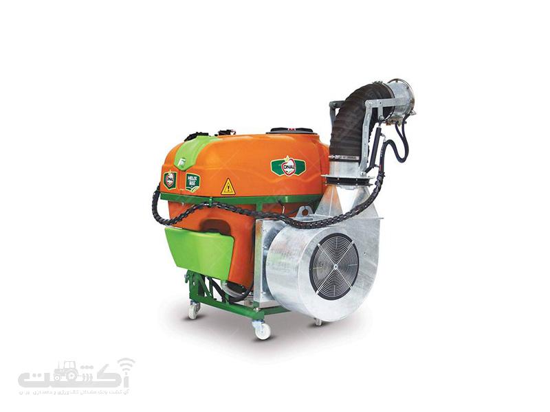 سمپاش 800 لیتری اتومایزر زراعی سوار شونده