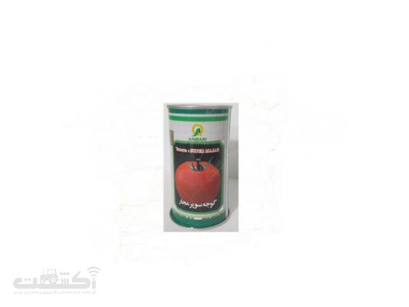 بذر گوجه فرنگی سوپر مجار عنبری