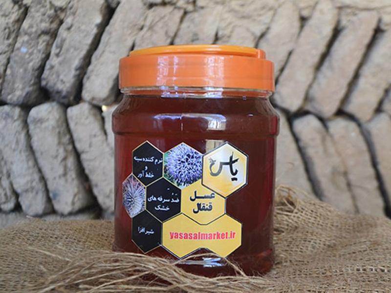 عسل طبیعی قنقال