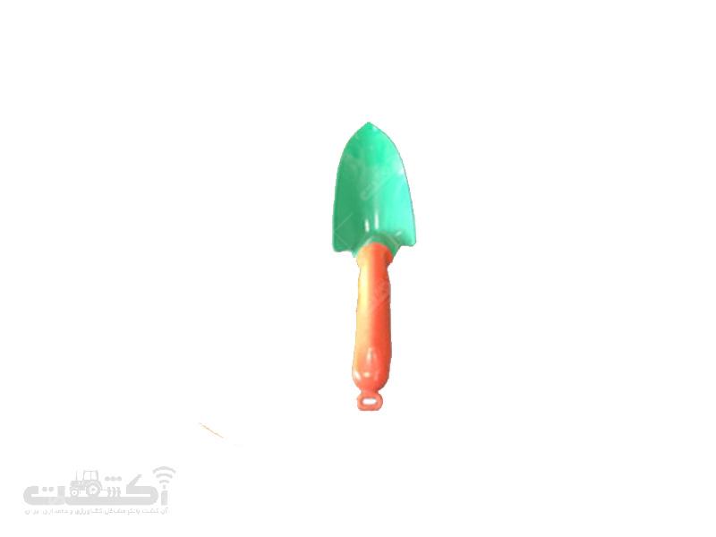 بیلچه استیل رنگی