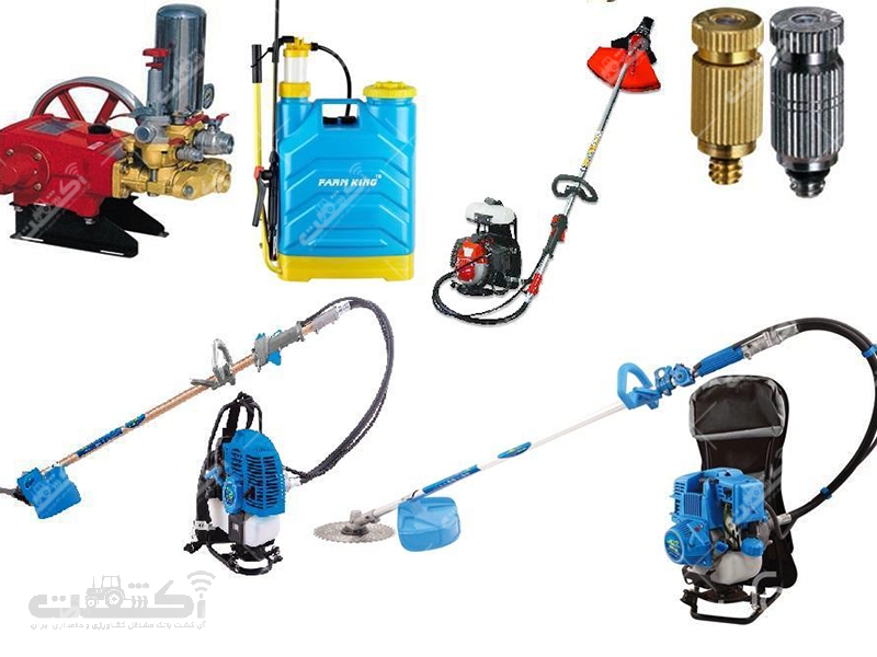 بازرگانی بیگی فروشنده انواع ماشین آلات و ادوات کشاورزی
