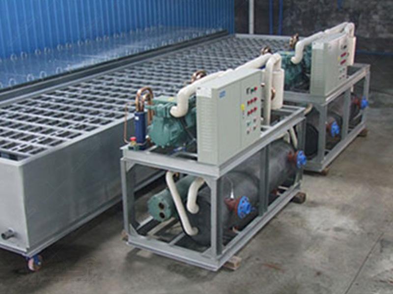 دستگاه یخ ساز صنعتی