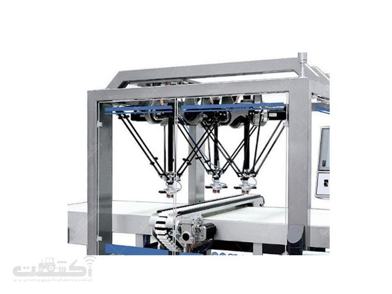 دستگاه ربات دلتا