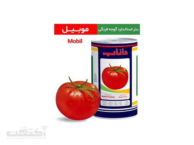 بذر گوجه فرنگی واریته موبیل