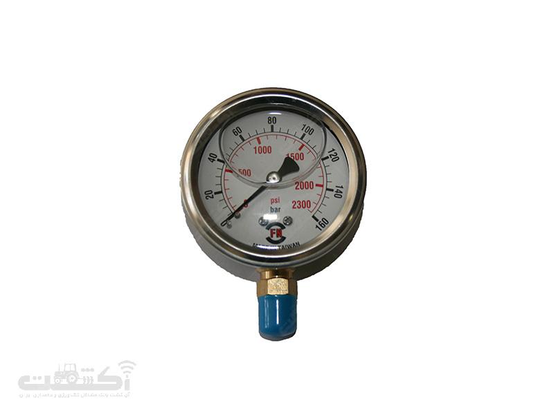 فشار سنج آب (گیج)