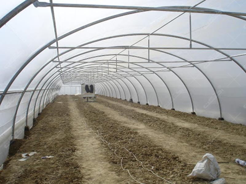 گلخانه تونل