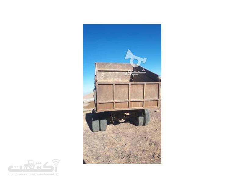 فروش تریلی تراکتور در اصفهان