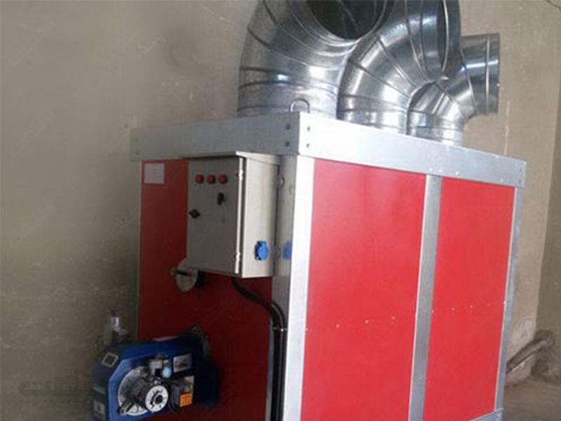 سیستم گرمایشی گلخانه