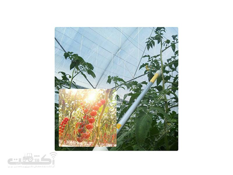 دستگاه ویبراتور گرده افشانی گیاهان