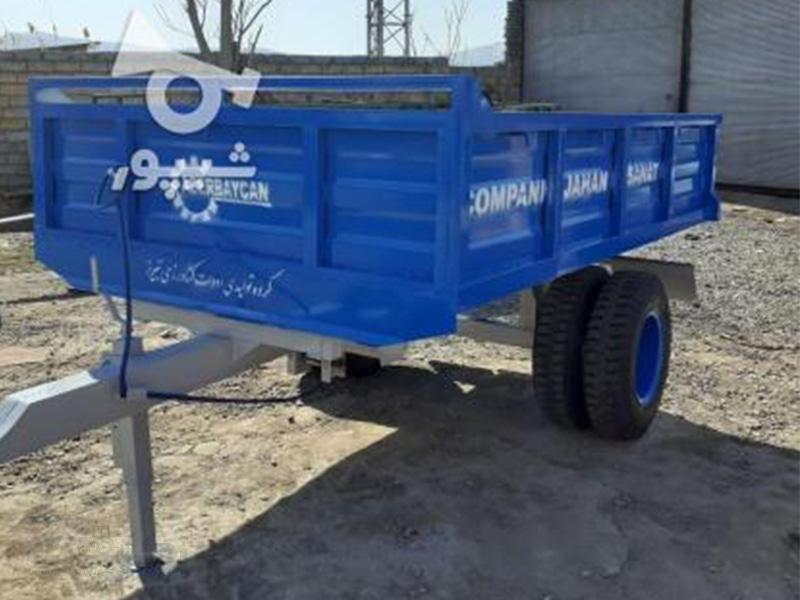 تولید و فروش تریلی در آذربایجان شرقی