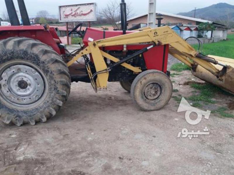 فروش تراکتور دسته دوم در مازندران