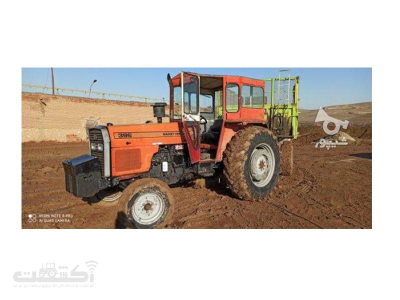 فروش تراکتور مدل 81 در آذربایجان غربی