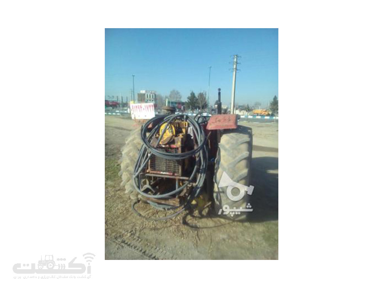 فروش تراکتور دسته دوم در استان البرز
