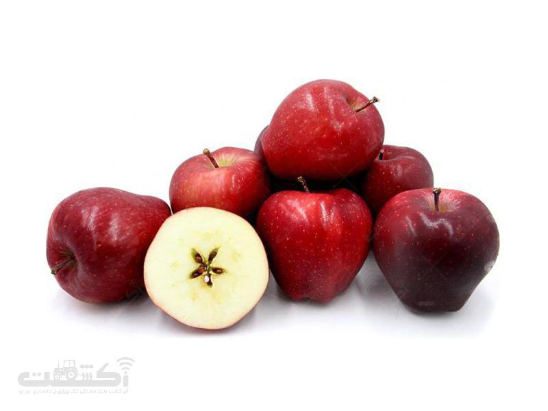 فروش نهال سیب رقم الستار قرمز