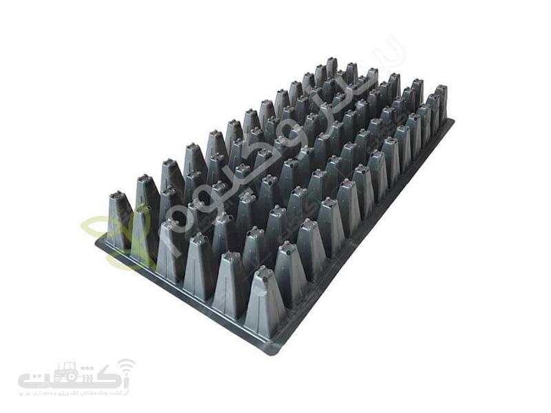 تولید و فروش سینی نشا 78 حفره