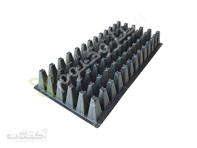 تولید و فروش سینی نشا 72 حفره