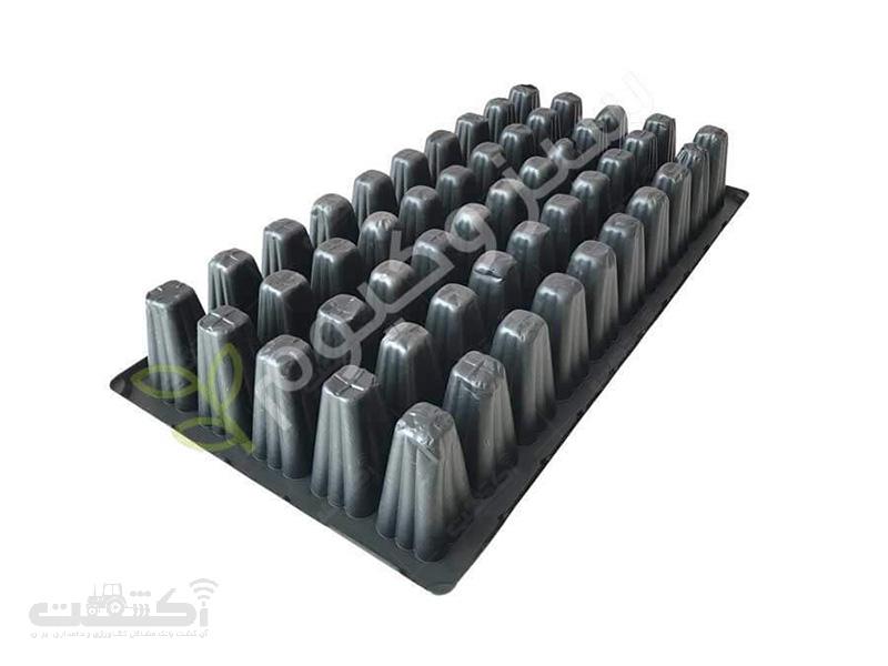 تولید و فروش سینی نشا 50 حفره