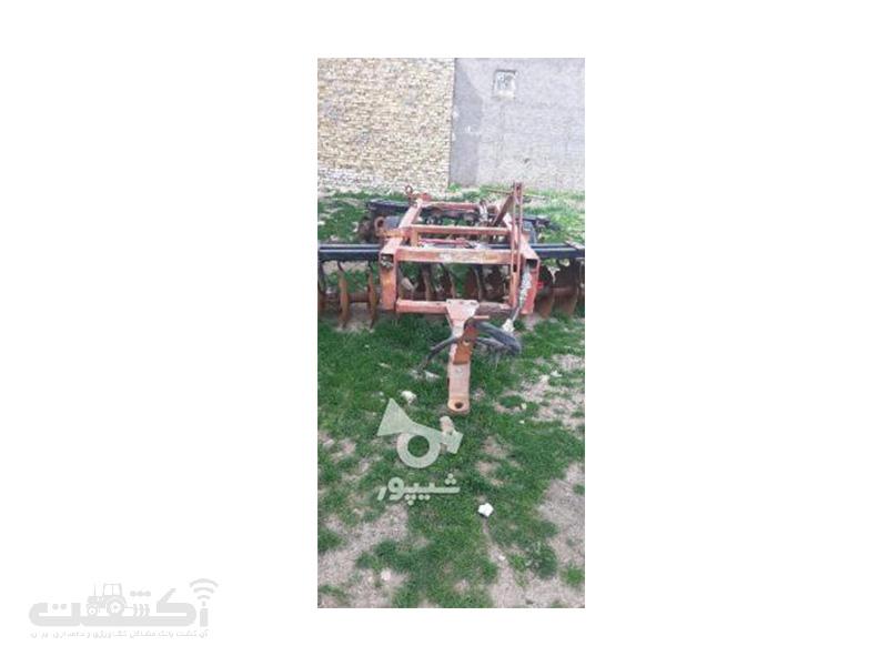 فروش دیسک تراکتور دسته دوم در زنجان