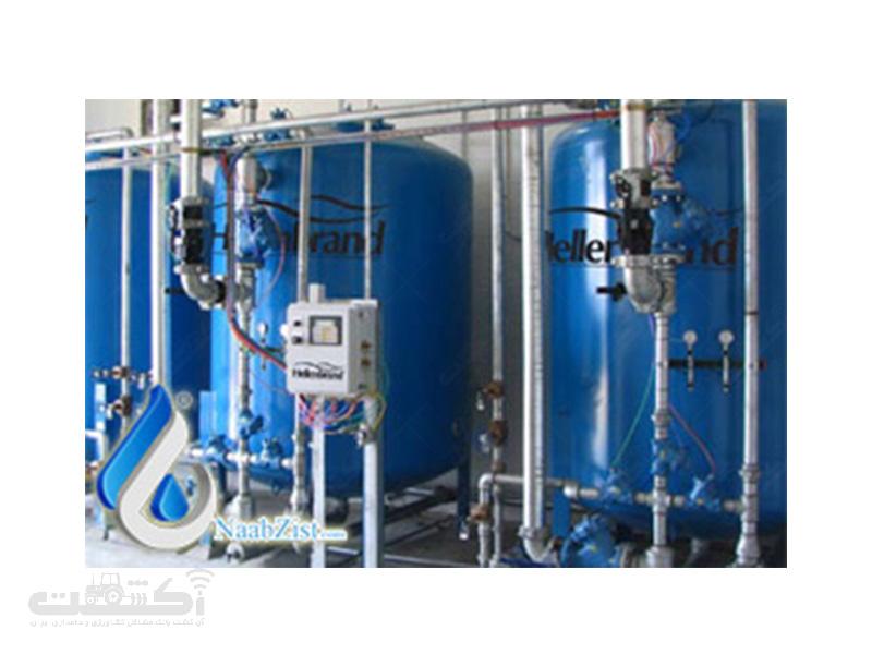 تولید دستگاه سختی گیر رزینی