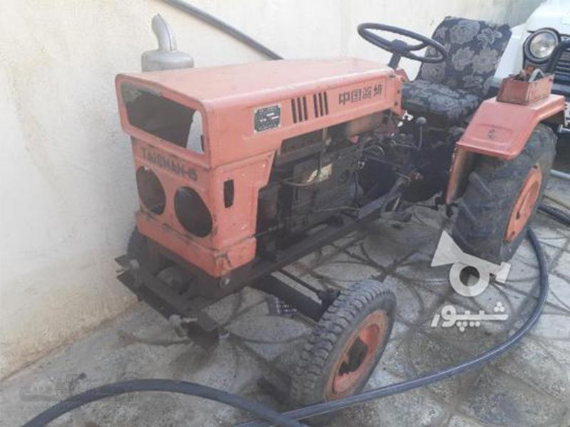 فروش تراکتور باغی دسته دوم در اصفهان