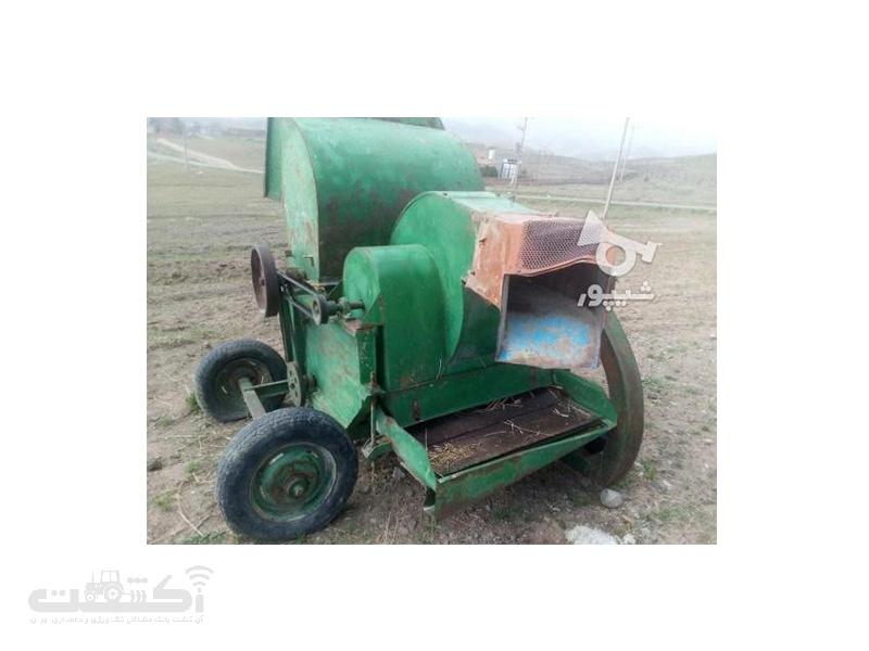 فروش دستگاه خرمن کوب بوجاری دسته دوم
