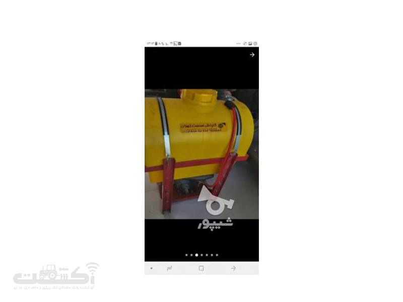 فروش سمپاش تراکتور دسته دوم در اصفهان
