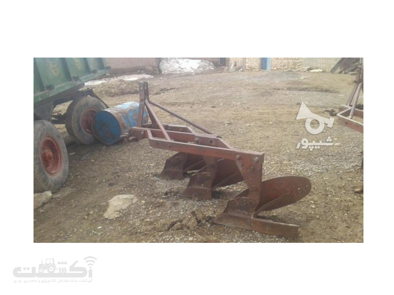 فروش گاوآهن دسته دوم در کردستان