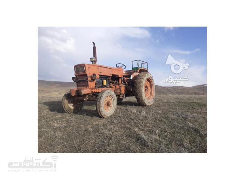 فروش تراکتور رومانی کارکرده در زنجان